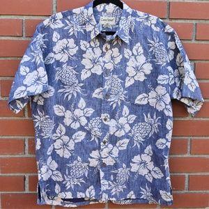 COOKE Street Hawaiian Shirt - Men's XL